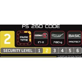 Trelock FS 260 Code Faltschloss
